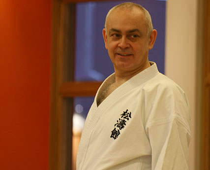 Sensei Phillip Wardle